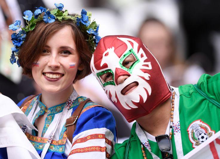 Матч посетили 42 тысячи болельщиков (вместимость стадиона в Казани - 45 тысяч).