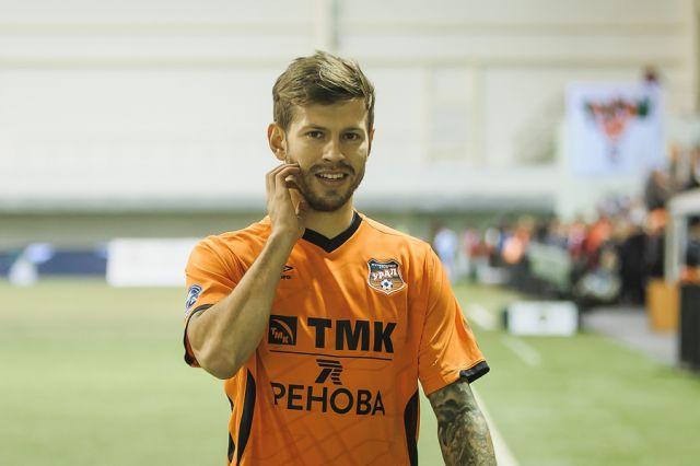 Форвард сборной РФ Федор Смолов: «Янесимулировал, было касание ноги»