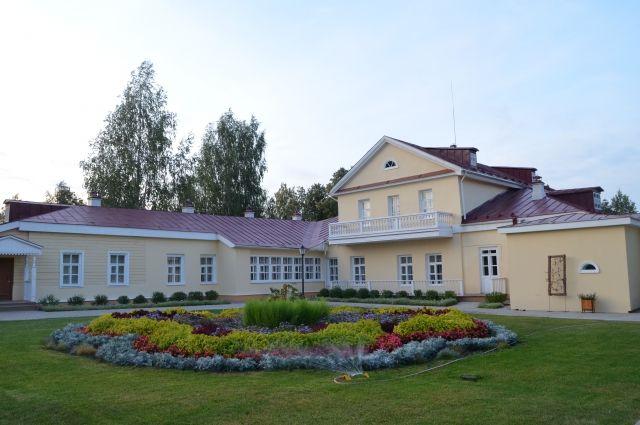 Музей-усадьба Чайковского в Воткинске.