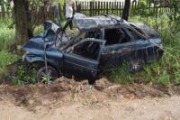 Предположительно автомобилист нарушил скоростной режим