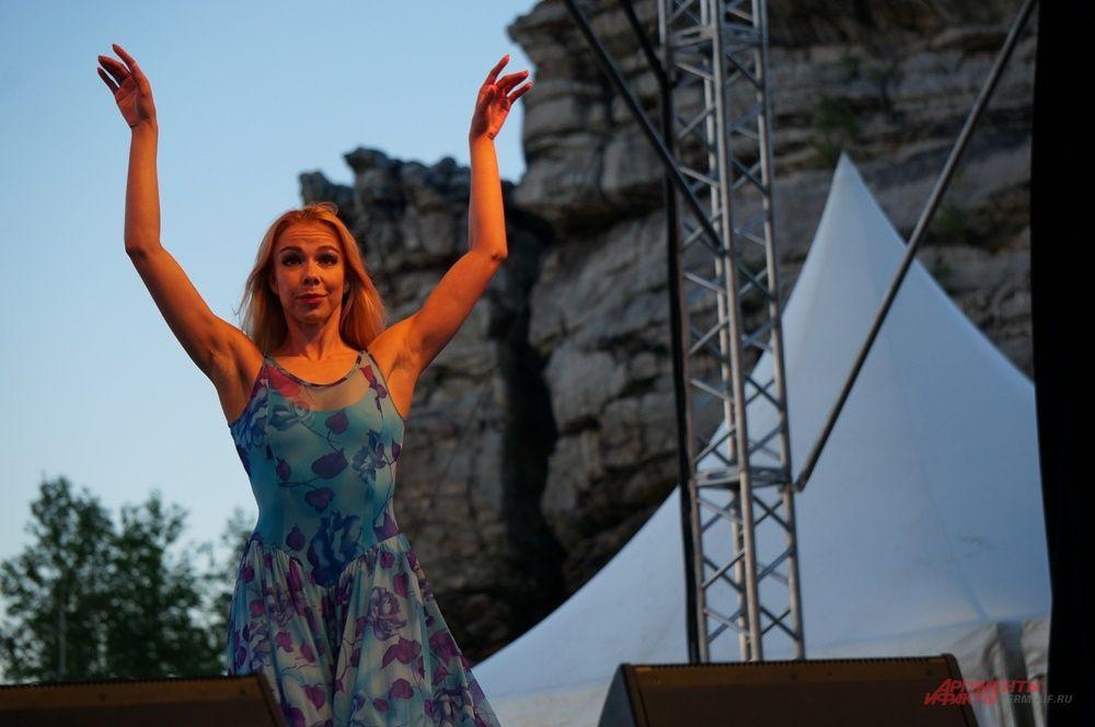 Елизавета Чернова исполнила роль Джульетты.