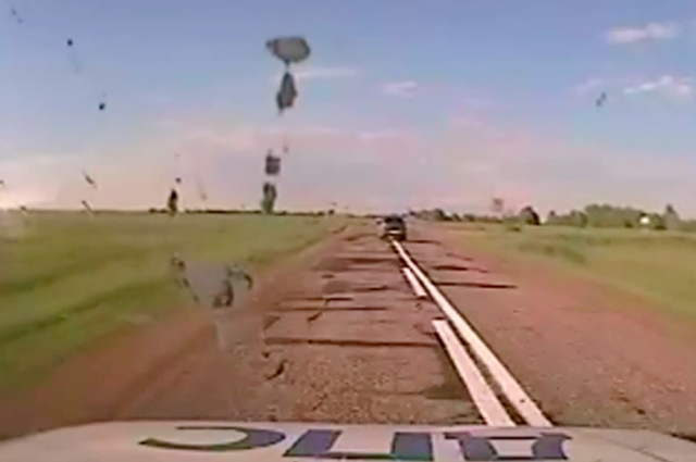 Автоинспекторы МО МВД России «Емельяновский» по горячим следам задержали подозреваемого.