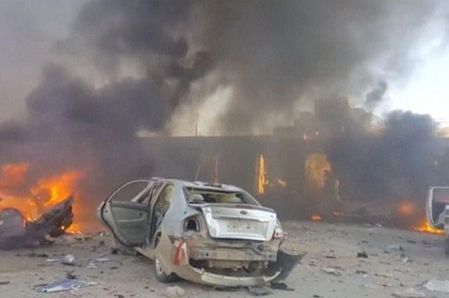 Израиль вновь нанес авиаудар по Сирии в ответ на обстрел Голанских высот