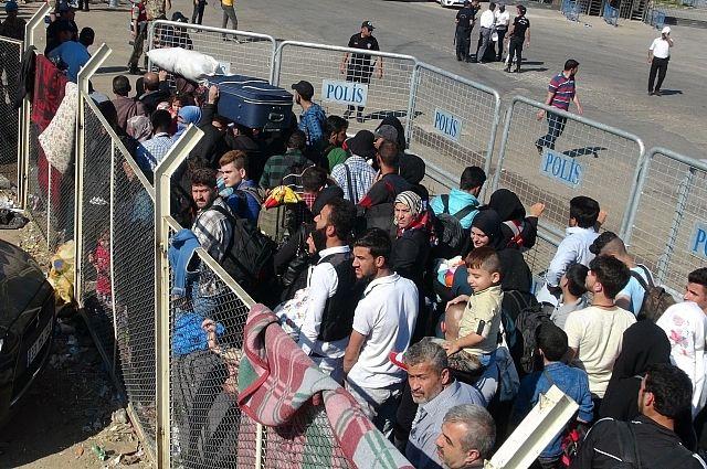 Украинцы, проникшие вФРГ ввиде сирийцев, судятся с германскими властями