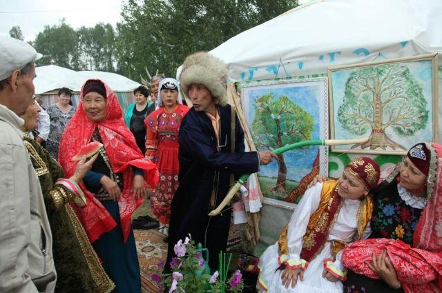 Для красноярцев «Сабантуй» стал очень популярным праздником.