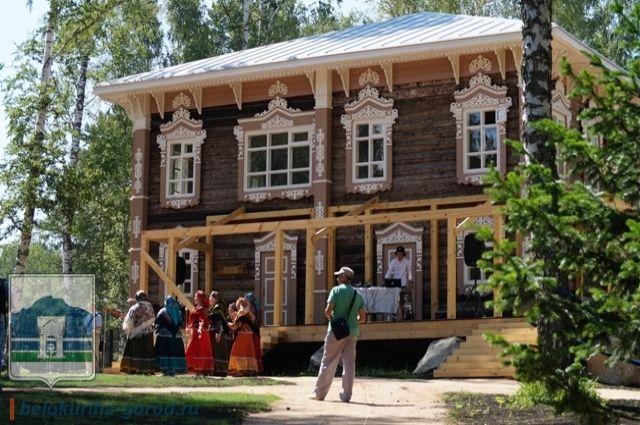 «Андреевская слобода» в Белокурихе-2