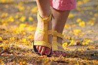 Новая обувь может принести массу неудобств.