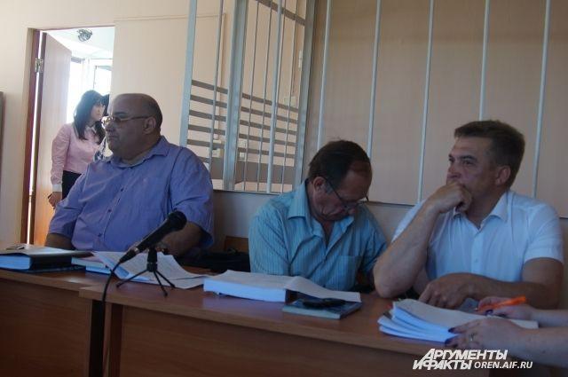 В Оренбурге начался суд над Сергеем Макеевым
