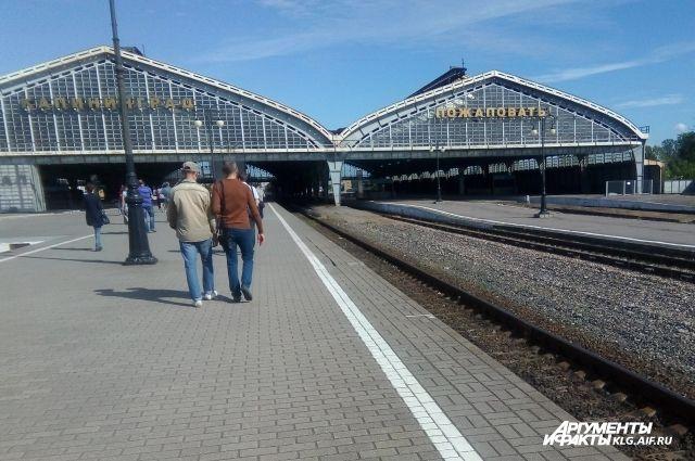 Из-за ремонтных работ в июле отменяется два вагона Калининград – Гомель.