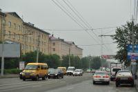 Внешне в Советском округе воздух чистый, но аммиак и не даёт смога.