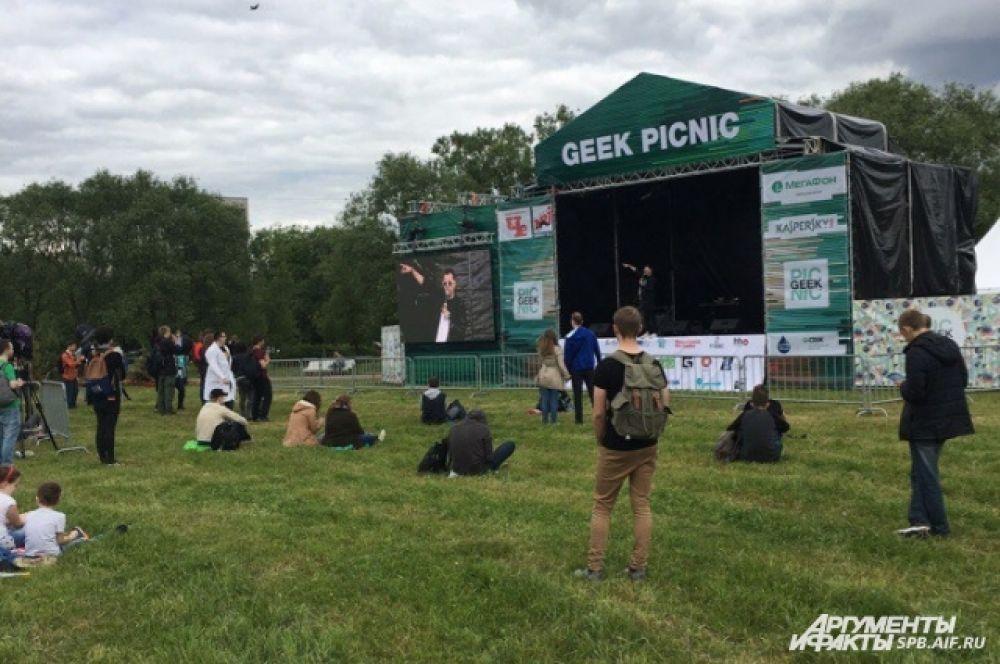 Фестиваль прошел в Петербурге уже в седьмой раз.