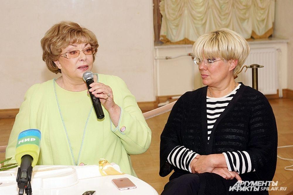 Эдите Станиславовне исполняется 80 лет.