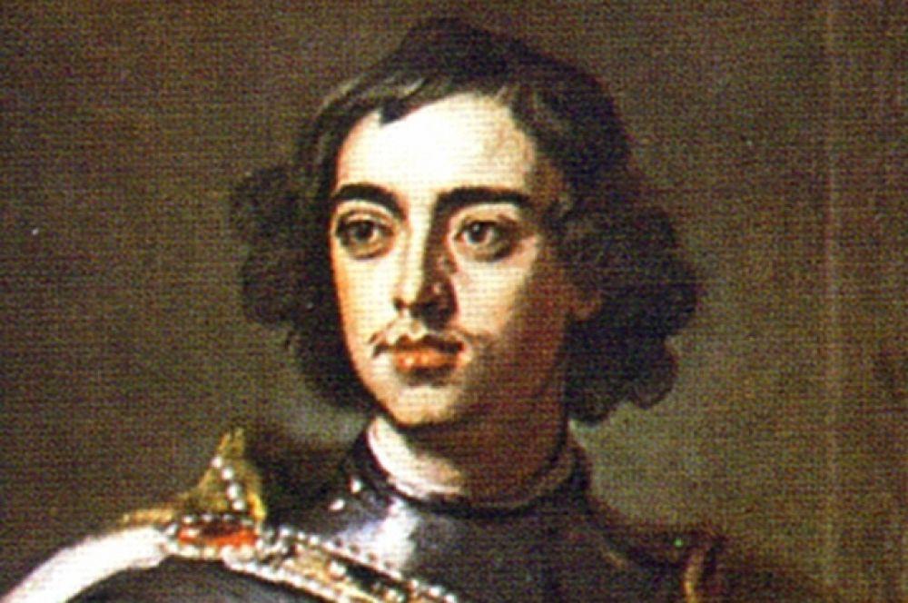 29% россиян назвали таковым Петра I.