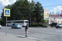 Не вся реклама в Омске установлена законно.