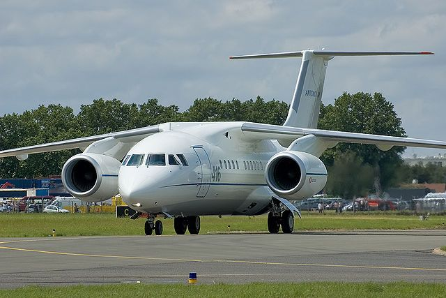 На Воронежском авиазаводе не подтвердили закрытие производства Ан-148