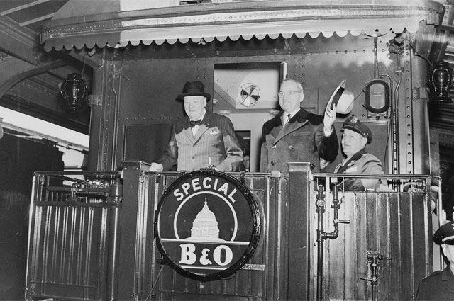 В Британии нашли документ с планом Черчилля построить туннель под Ла-Маншем
