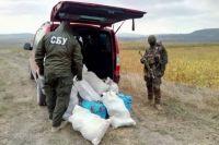 СБУ задерживает наркокурьеров