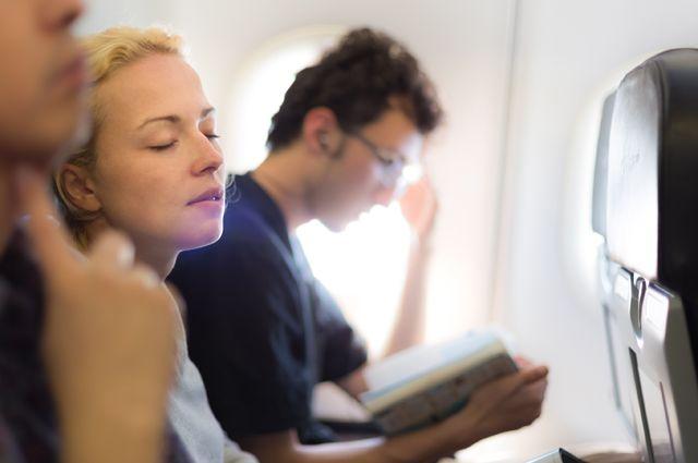 Берегитесь, отпуск. Что грозит нашему организму во время перелёта?