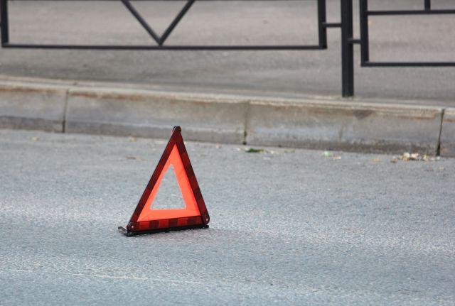 Опубликовано видео смертельного ДТП на трассе Тюмень - Курган