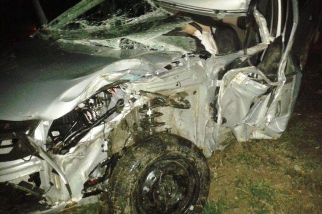 Девушка-пассажир Тойота MarkII погибла вДТП вцентре Новосибирска