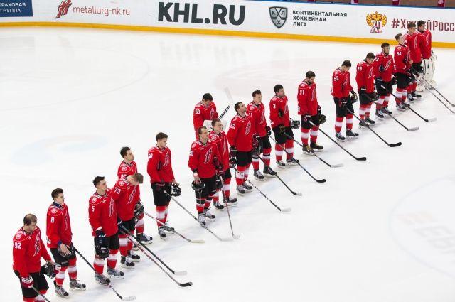 ХК «Металлург» вошел в состав команд ВХЛ.