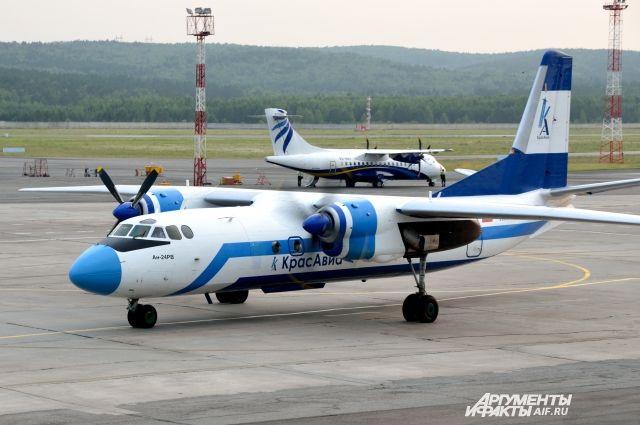 Перевозка пассажиров будет осуществляться на воздушных судах L41.
