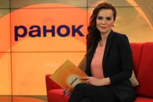 Анастасия Даугуле в гостях у АиФ.ua