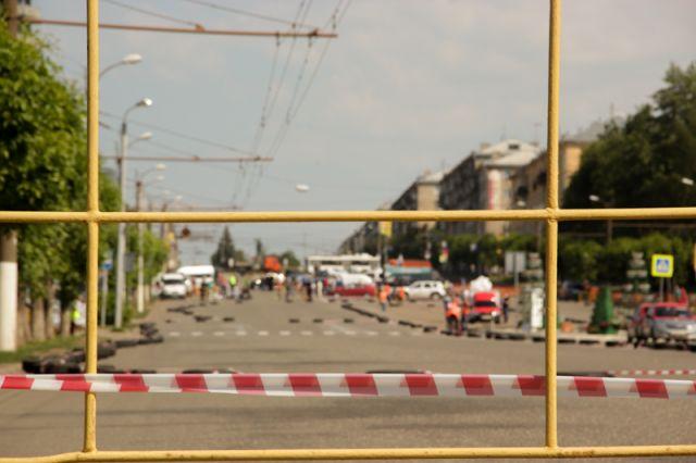 В Тюмени участок улицы 30 лет Победы будет перекрыт на несколько дней