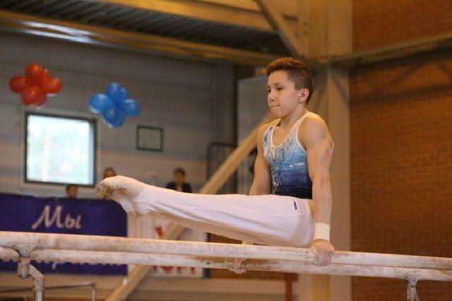 Пензенские гимнасты завоевали еще 9 наград налетней спартакиаде