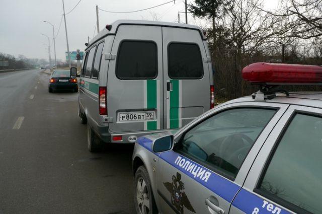 10 калининградцев оказались за решеткой из-за неоплаченных штрафов.