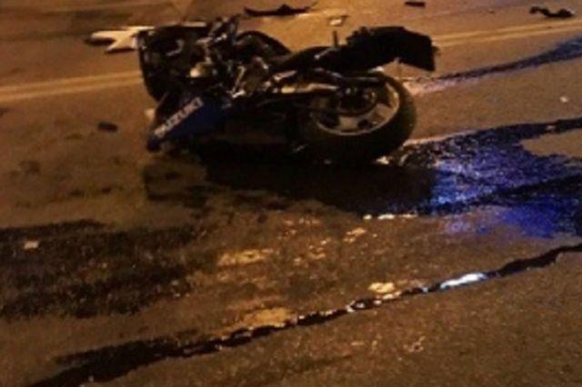 Водитель скончался на месте происшествия.