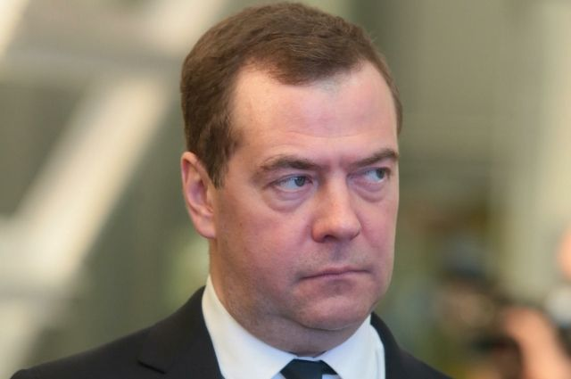 Дмитрий Медведев представит Россию на церемонии прощания с Гельмутом Колем