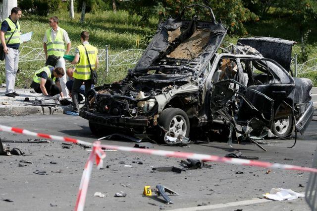 Что известно о взрыве в Киеве?