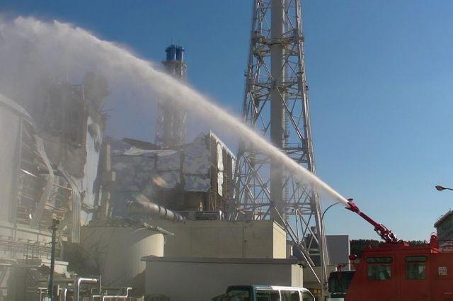 На АЭС «Фукусима-1» начался финальный этап заморозки почвы