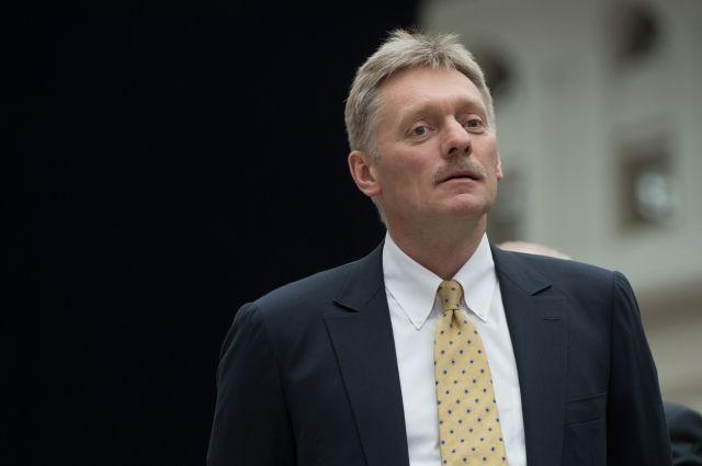 Кремль не согласился с оценкой Макроном ситуации на Украине