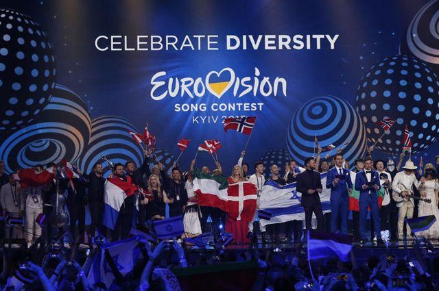 Почему Швейцария арестовала 15 млн евро залога Украины за «Евровидение»?