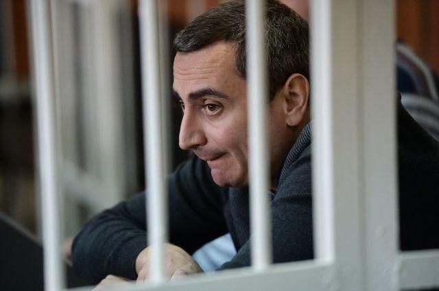 Досрочно освобожденный бывший вице-мэр Новосибирска вышел из колонии
