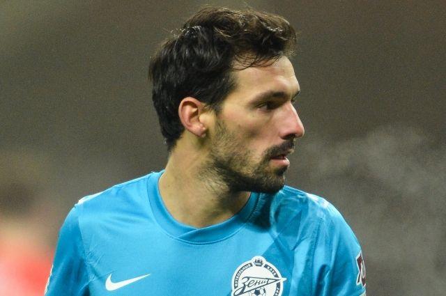 Экс-капитан «Зенита» Мигель Данни заключил контракт с чешской «Славией»