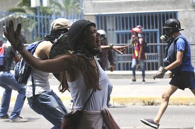 В Венесуэле полицейский объявил о восстании против Мадуро