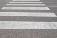 В Тюмени карета скорой сбила велосипедистку, которая не пропустила машину