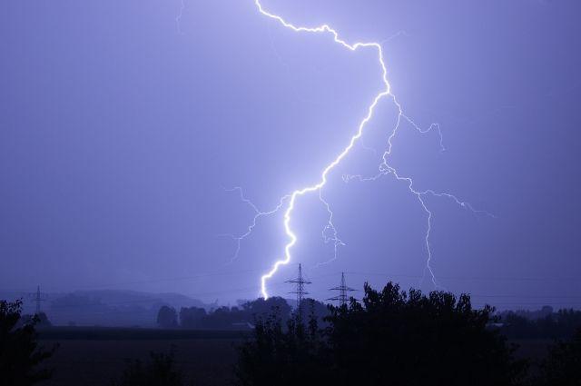 Дождь и гроза пройдут в Иркутске 28 июня.