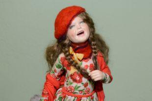 Авторские куклы - не игрушки для детей, а настоящие произведения искусства.