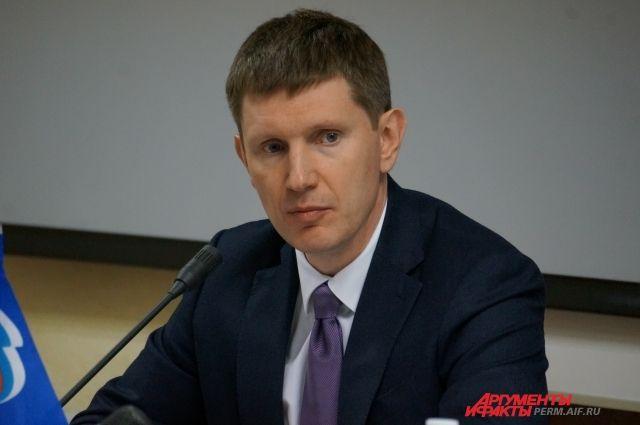 Максим Решетников попросил мирового ритейлера вернуться к вопросу строительства магазина в Перми.