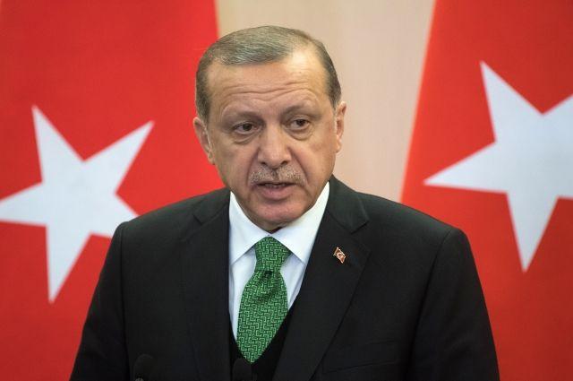 Эрдоган сообщил о вероятности новой турецкой операции в Сирии