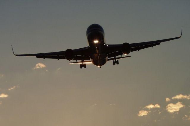 Направляющийся на Кубу самолет вернулся в Москву из-за неисправности
