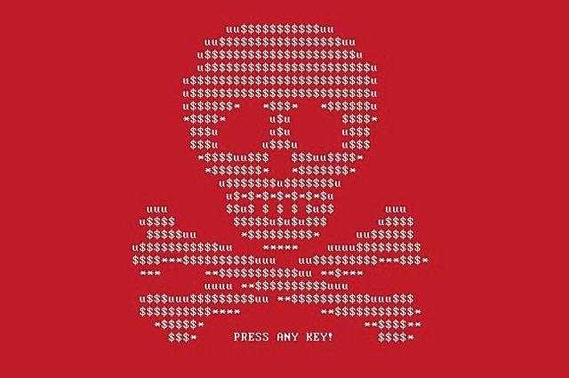 Компьютерный вирус Petya поразил компании Польши и Эстонии
