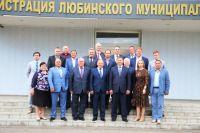 На заседании обсудили методы повышения качества жизни сельского населения.