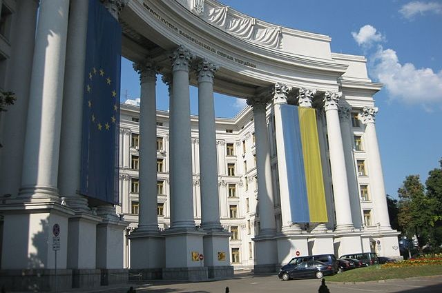 Правительство Украины сообщило об остановке кибератаки