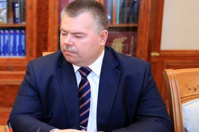 Олег Усов назначен главой УФСБ поДагестану