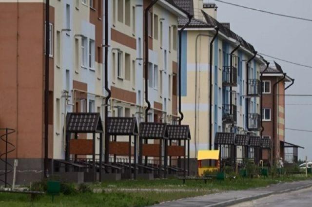 Из аварийных избушек без удобств городчане переехали в современные дома.